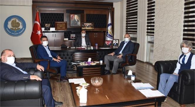 Borsa Yönetimi Haftalık Toplantısı Yapıldı