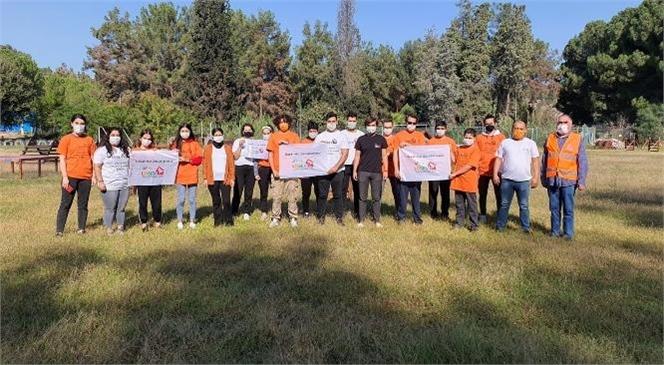 Tarsus Gençlik Kampı Lösev Üyelerini Ağırladı
