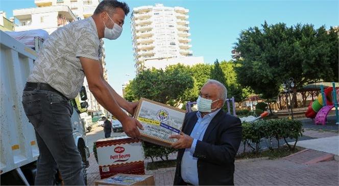 """""""Erdemli' Den İzmir'e Yardım"""""""