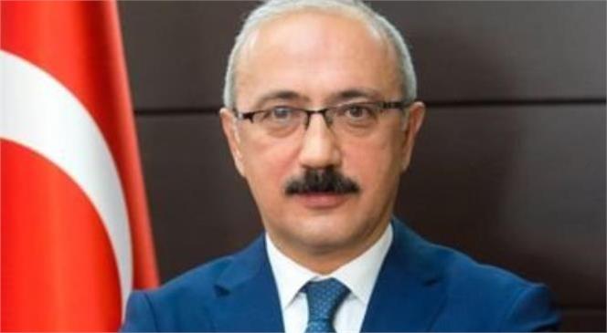 Mersin Milletvekili Lütfi Elvan Hazine ve Maliye Bakanı Oldu