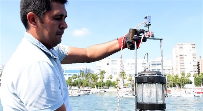 Büyükşehir, Temiz Akdeniz İçin Denetimlere Devam Ediyor