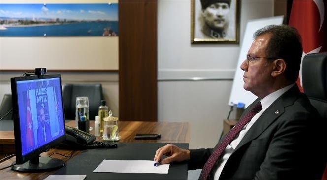 """Başkan Seçer: """"Depremde Ortaya Çıkan Durum Bir Sonuçtur"""""""