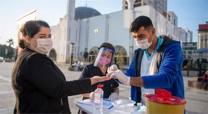 Mersin Büyükşehir, Diyabete Karşı Vatandaşları Bilgilendirdi