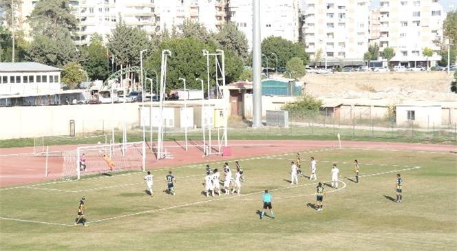Tarsus İdmanyurdu, Serik Belediyespora 3-1 Yenildi