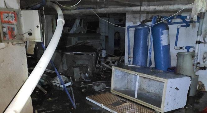 Mersin Silifke'deki Bir Dinlenme Tesisinin Kazan Dairesinde Patlama Meydana Geldi: 1 Yaralı