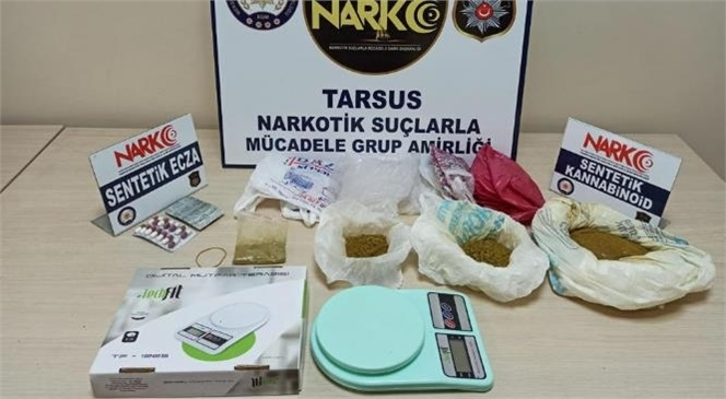 Tarsus'ta Aralıksız Devam Eden Uygulamalarda Binlerce Araç ve Şahıs Sorgulandı