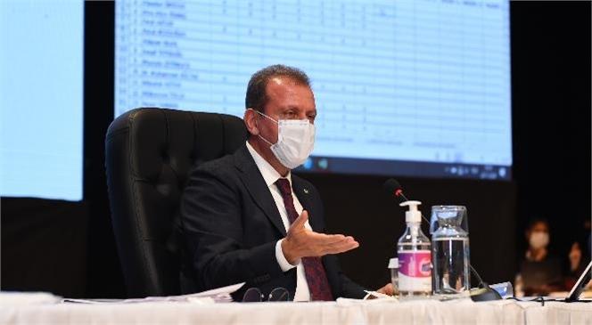 """""""Alınacak Kararlarda Siyasi Değil, Mersin'in Ortak Paydasını Düşünmeliyiz"""""""