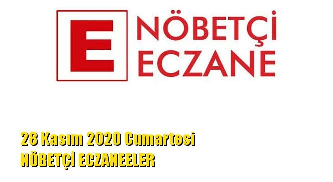 Mersin Nöbetçi Eczaneler 28 Kasım 2020 Cumartesi