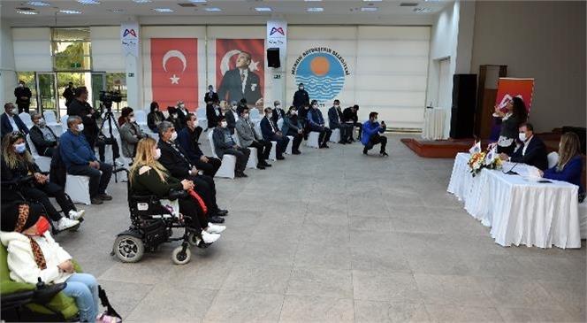"""Başkan Seçer: """"Engelli Yurttaşlarımızın Sorunlarını Çözecek İşler Yapmak İstiyoruz"""""""