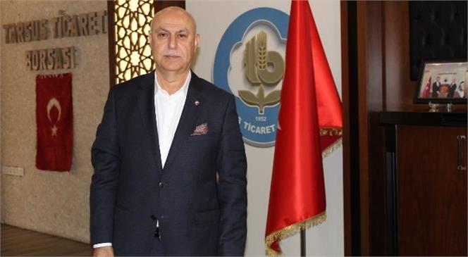 Tarsus Ticaret Borsası Başkanı Murat Kaya 3 Aralık Engelliler Günü Dolayısıyla Bir Mesaj Yayımladı