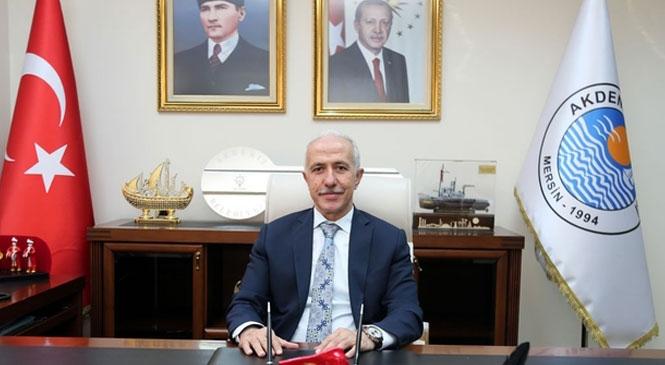 """Akdeniz Belediye Başkanı Gültak; """"Doğruları Söylemeye Devam Edeceğiz"""""""