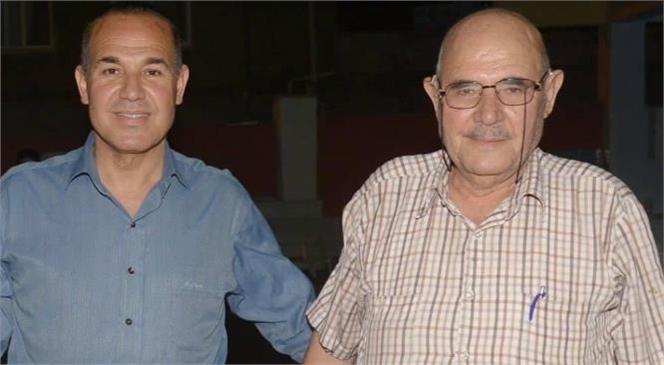 Adana Büyükşehir Belediyesi Eski Başkanı Hüseyin Sözlü'nün Babası Ali Sözlü Covid-19 Nedeniyle Vefat Etti