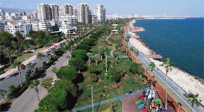 Mersin Büyükşehir, Yeni Projeleri İle Çevreyi ve Doğayı Korumaya Devam Edecek