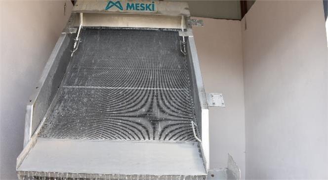 Çevreci Yatırımlarına Devam Eden MESKİ, Tepeköy Su Kaynağının İçmesuyu Kalitesini Artırdı