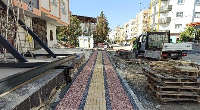 Anıt, Altaylılar, Duatepe ve Mithatpaşa Mahallesi'nde Kapsamlı Yol Çalışması