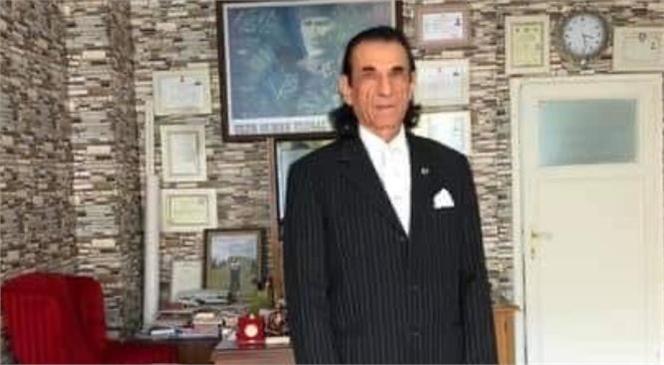 Mersinli Profesör Servet Harputluoğlu Koronaya Kurban Gitti