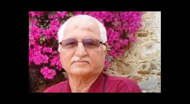 Mersin Bozyazı'da Gazeteci Vahdet Topçuoğlu Korona Virüsten Hayatını Kaybetti