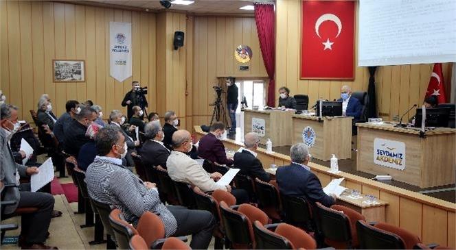 """Akdeniz Belediye Başkanı Gültak; """"Mersin'de Değişim ve Yenilenme, Kentsel Dönüşüm İle Mümkün"""""""