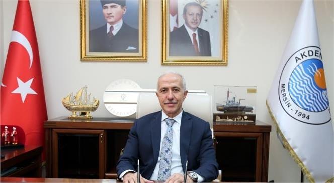 Akdeniz Belediye Başkanı Gültak'tan, '10 Ocak Çalışan Gazeteciler Günü' Mesajı
