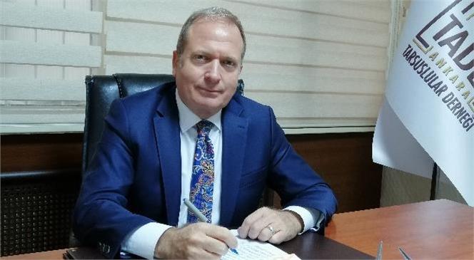 TADER Genel Başkanı Özsu'dan 10 Ocak Çalışan Gazeteciler Günü Mesajı