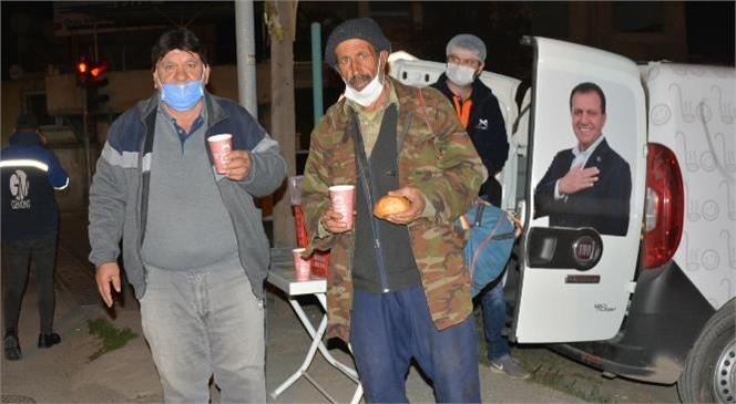 """Büyükşehir'den Tarım İşçilerine """"1 Ekmek, 1 Çorba"""" Hizmeti Devam Ediyor"""