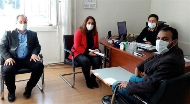 Akdeniz'de, Pandemi Sonrası Verilecek Kurslar Anketle Belirleniyor