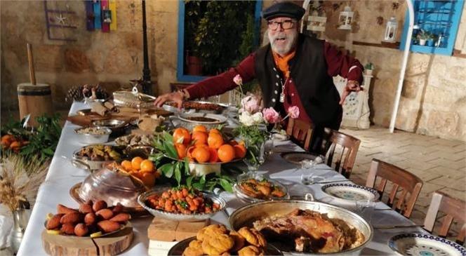 Cüneyt Asan ve Adnan Şahin İle Halkın Mutfağı Tarsus'ta