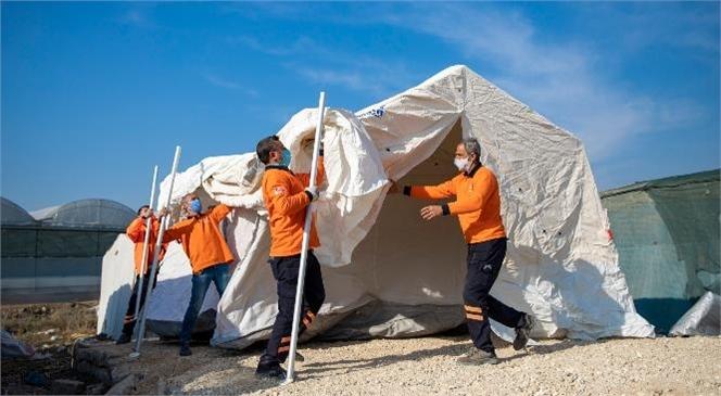 Mersin Büyükşehir, Birleşmiş Milletler ve Maya Derneği'nden Mevsimlik Tarım İşçileri İçin Ortak Çalışma