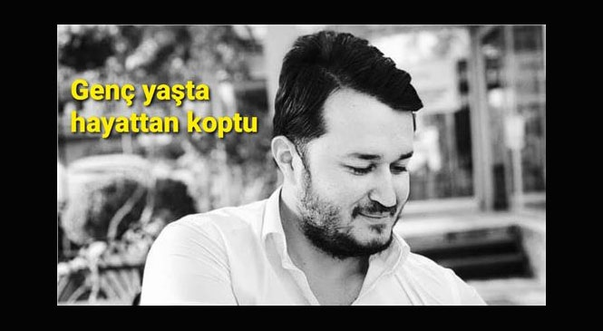 Tarsus Üniversitesi Hocalarından İbrahim Kaan Tekin Anamur'da Öldürüldü