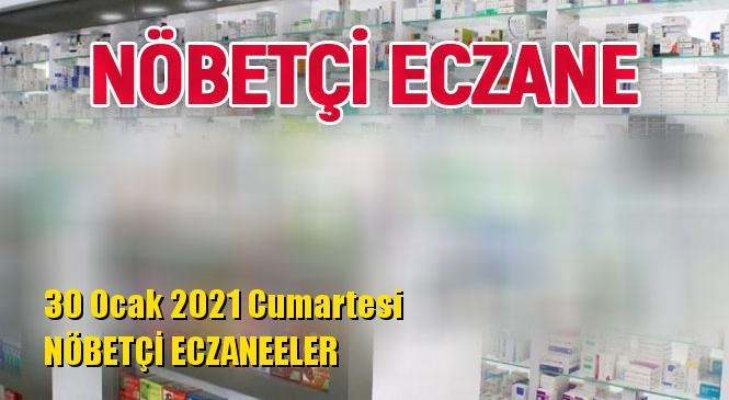 Mersin Nöbetçi Eczaneler 30 Ocak 2021 Cumartesi