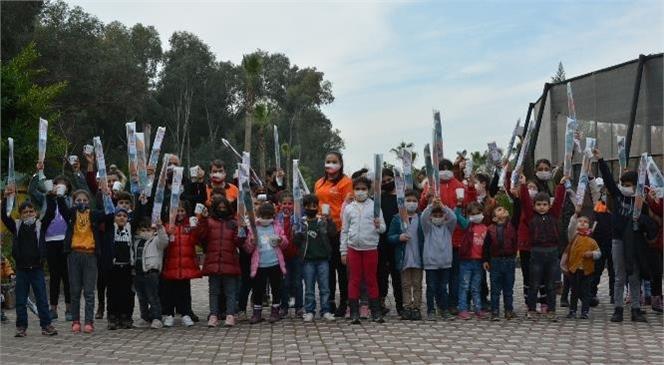 Pandemi Döneminde Sıkılan Öğrenciler Doğa Parkı'nda Keyiflendi