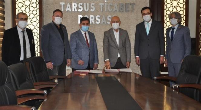 Tarsus Tarımı İçin, Tarımsal Eğitimde İşbirliği Protokolü İmzalandı