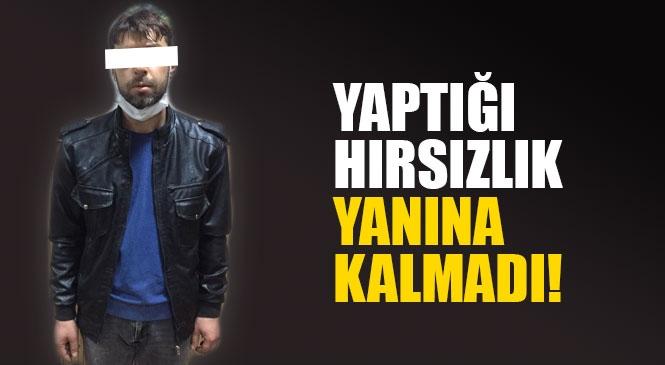 Mersin Tarsus'ta Meydana Gelen 8 Farklı Bisiklet Hırsızlığı Olayı Aydınlatılarak Şüpheli Şahıs, Polis Ekiplerince Yakalandı