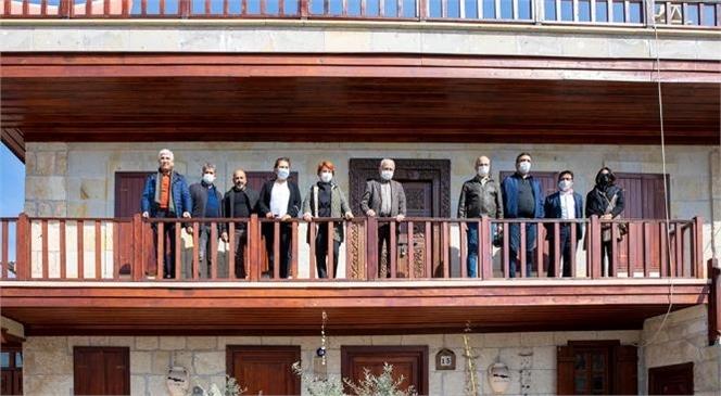 Türkiye'nin Tek Giritli Köyünde İncelemeler; Turizmi Canlandırmak İçin Adım Atılacak!