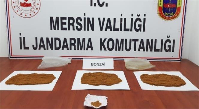Mersin Silifke Atakent'teki Bir Evde Satışa Hazır Uyuşturucu Madde Ele Geçirildi