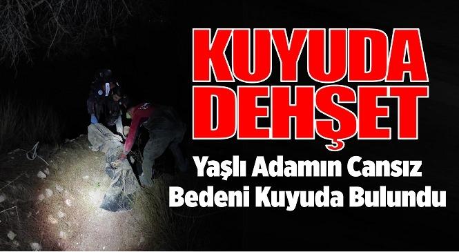 Mersin Yenişehir'de Cinayet! Başına Vurup Öldürdüğü Yaşlı Adamın Cesedi İle 2 Gün Aynı Evde Kalmış