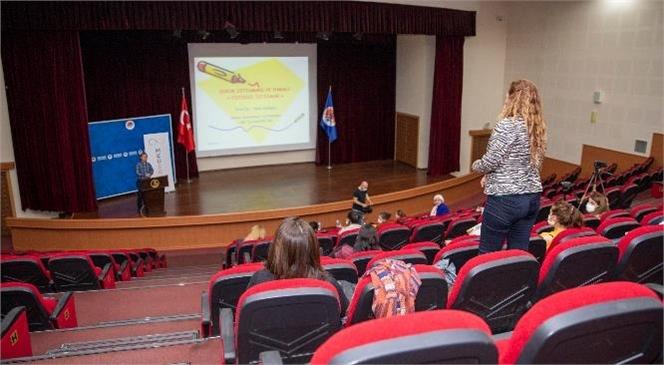 Mersin Büyükşehir ve Mersin Üniversitesi İşbirliğiyle Mahremiyet Eğitici Eğitimi