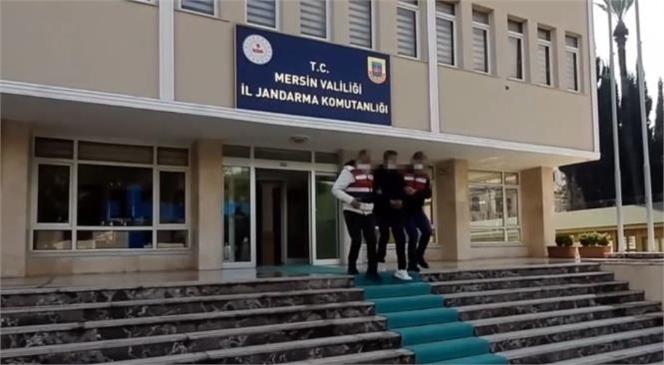 Silahlı Örgüt Üyesi Olarak Faaliyet Yürüten ve İllegal Yollarla Ülkemize Giriş Yapan 1 Örgüt Mensubunun Mersin'de Yakalandı