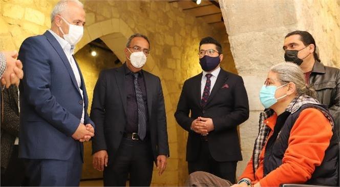 Tarihi Bir Mersin Evi Olan Eski Muhakemat Binası, Mersin'e ve Geleceğe Yeniden Kazandırıldı