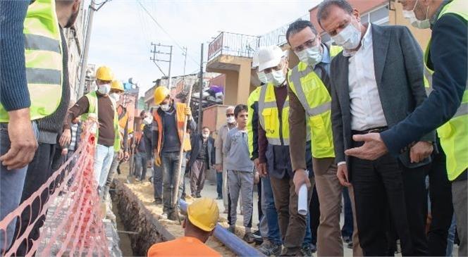 20 Bin Mahallelinin Sağlıksız Su Çilesine Son