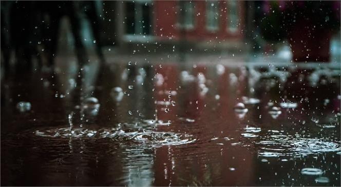 Doğu Akdeniz'de Kuvvetli Yağış Uyarısı!