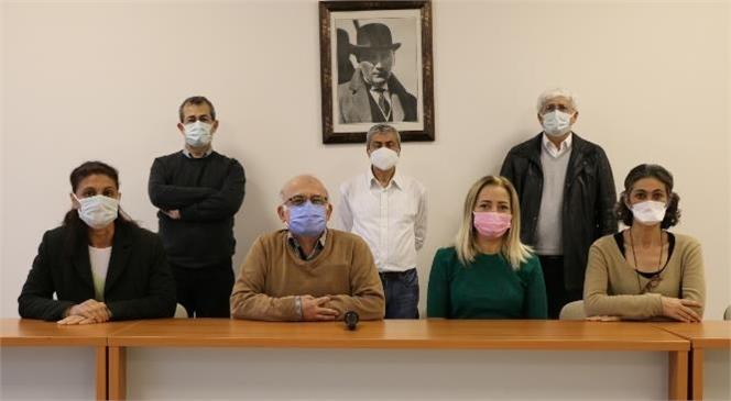 Mersin Tabip Odası Pandeminin Yıl Dönümünde Sağlık Bakanlığına Çağrıda Bulundu