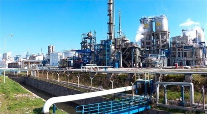 Sanayi Üretimi Yıllık %11,4 Arttı
