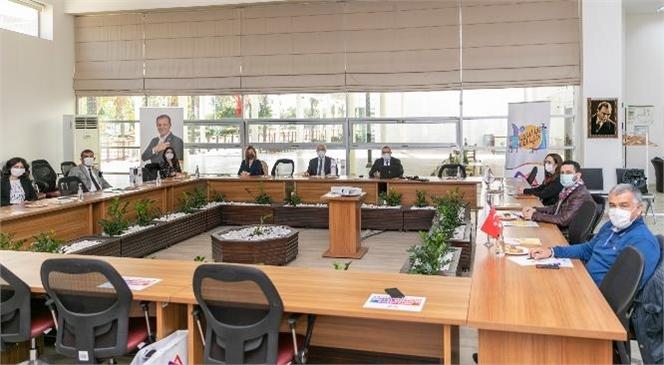 Mersin Büyükşehir'in Kariyer Merkezi Modeli Örnek Oldu