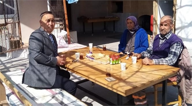 Mersin Büyükşehir, Şehit Ailelerini Yalnız Bırakmıyor