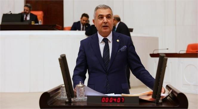 MHP Mersin Milletvekili Baki Şimşek 18 Mart Çanakkale Zaferi ve Şehitleri Anma Gününü Kutladı.