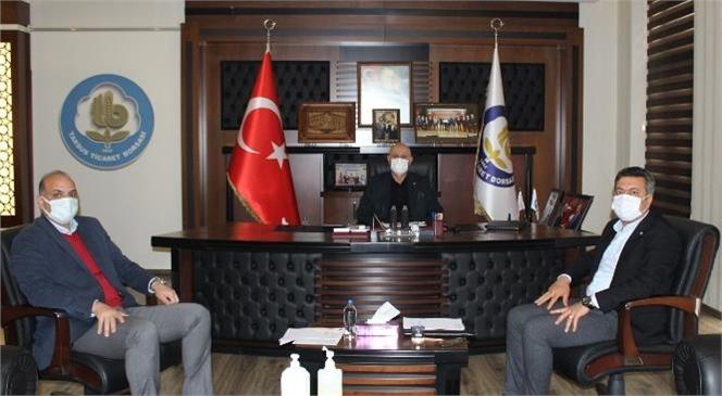 Başkan Murat Kaya Yaşlılar Haftasını Kutladı