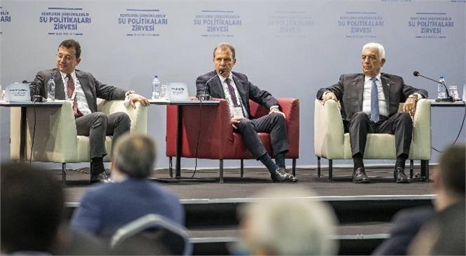 """Başkan Seçer, Su Krizi Konusunda Konuştu: """"Tüm İnsanlığa Bu Sorunu Çözmek İçin Bir Arada Olma Görevi Düşüyor"""""""