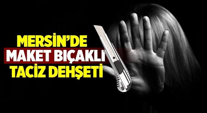 """Mersin'de Patronu Tarafından Taciz Edildiğini İddia Eden Genç Kadın """"Kurtulmak İçin Saatlerce Yalvardım"""""""