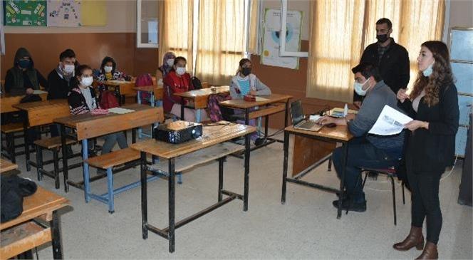 Büyükşehir'den Lgs'ye Girecek Öğrencilere Rehberlik Desteği